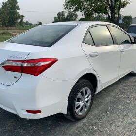 TOYOTA XLI 2020 AUTOMATIC FOR SALE