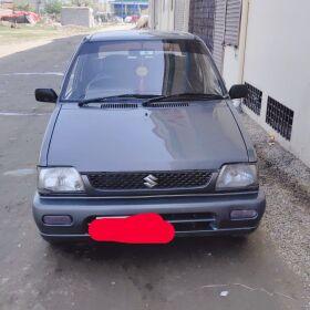 Suzuki Mehran VXR 2010