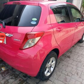 TOYOTA VITZ 2012 FOR SALE