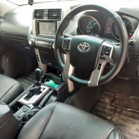 TOYOTA PRADO TX.L 2012 FOR SALE