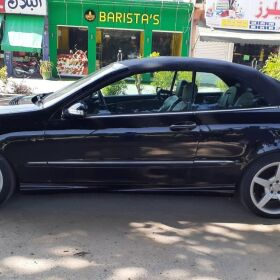 Mercedes Benz CLK 200 2007 For Sale
