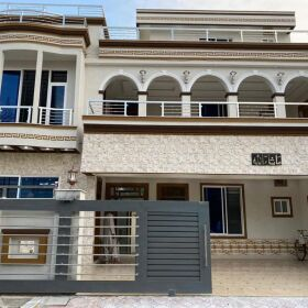 12 MARLA BRAND NEW LUXURY HOUSE FOR SALE IN CBR TOWN ISLAMABAD