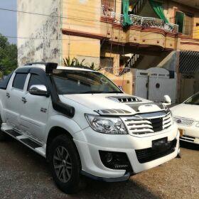Toyota Hilux Vigo D4D 2012 for Sale