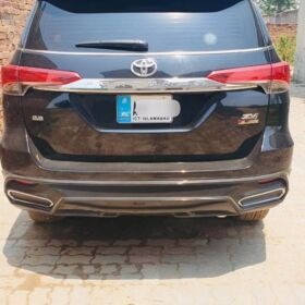 Toyota Fortuner 2.8 Sigma Model 2019 for Sale
