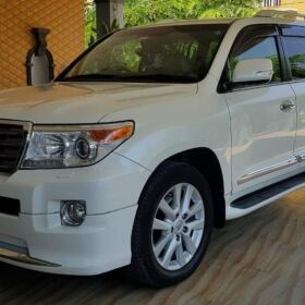 TOYOTA LAND CRUISER ZX 2014 FOR SALE