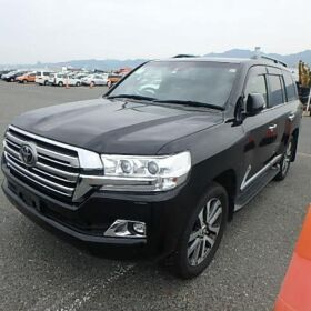 TOYOTA LAND CRUISER ZX 2016 FOR SALE