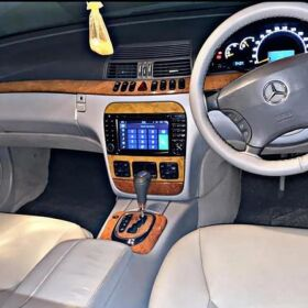 Mercedes Benz S Class W220 S280 V6  2000 For Sale