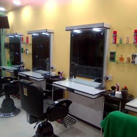 Hair Cutting Saloon for Sale in VIP Ghouri Town Islamabad