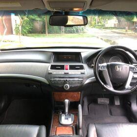 Honda Accord S Advance 2012 Sale