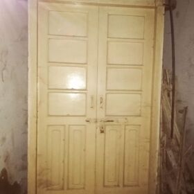 Wooden dayar doors and windows used 70 years old