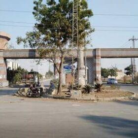 1 kanal corner  plot for sale in JUBILEE Town Lahore