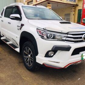 Toyota Hilux Revo V Automatic 3.0D 2018 for Sale