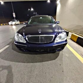 Mercedes-Benz S class S500 for Sale