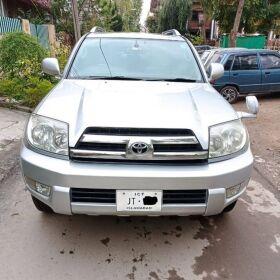 Toyota Surf SSR G 2003 for Sale