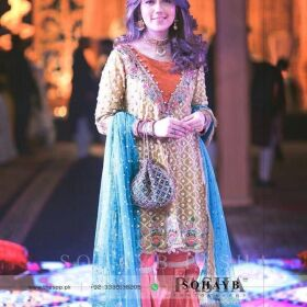 Master replica Umbreen Ibrahim  Dress Bridal's season dress for Sale