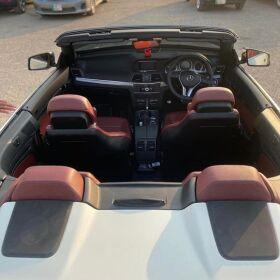 Mercedes benz E250 CGI Cabriolet 2011 for Sale
