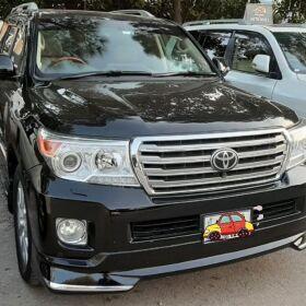 Land Cruiser ZX Full House 2012 Model For Sale