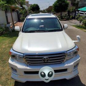 Toyota Land Cruiser ZX V8 2014 for Sale