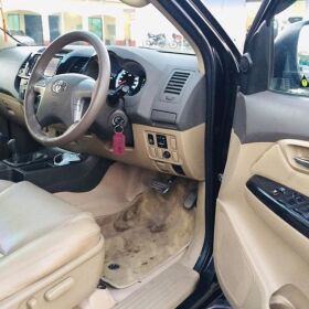Toyota Fortuner VVTi 2.7P Model: 2013 for Sale