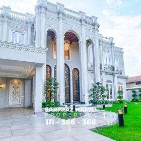 2 Kanal Bungalow for sale in Sector S, DHA Phase 2 LAHORE