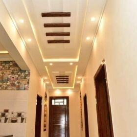 Beautifully designed A one grade build kanal double story house for sale in airport housing society sector 1