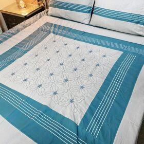 Embroidered  badsheets