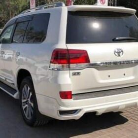 Toyota Zx Model 2018 Grade 4 for Sale