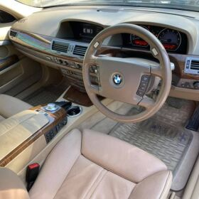 BMW 745 Long Wheel Based Up for sale
