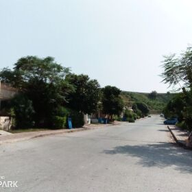 Bahria town ph8 plot for sale f1