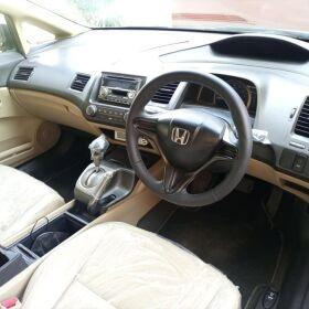 Honda Civic 2007 Automatic for Sale