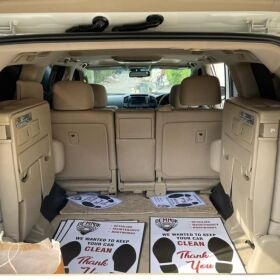 Toyota Land Cruiser ZX Model 2010 for Sale