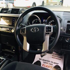 Toyota Prado TX 2.7P Model: 2016 for Sale