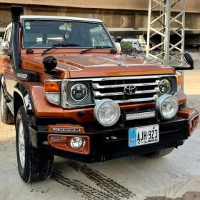 Toyota Land Cruisier RKR 1989 for Sale