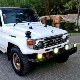 Toyota LandCruiser 1989 RKR FJ-70 Soft Top for Sale