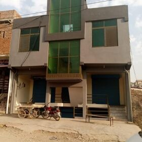 4 MARLA COMMERCIAL PLAZA FOR SALE IN AIRPORT HOUSING SOCIETY RAWALPINDI