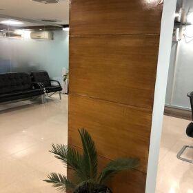 OFFICES FOR SALE IN BLUE AREA JINNAH AVENUE FACING NEAR KALSOOM INTERNATIONAL HOSPITAL ISLAMABAD