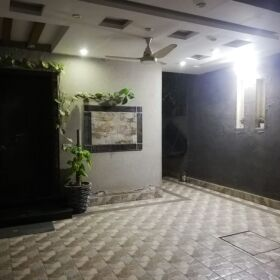 10 Marla Furnished House Is Available For Sale in Eden City Lahore