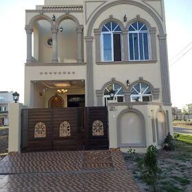 CORNER HOUSE FOR SALE PARK VIEW CITY LAHORE