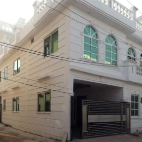 6 Marla Brand new Corner House for sale In Royal Avenue, Park Road, Opposite Comsat University, Chakshazad
