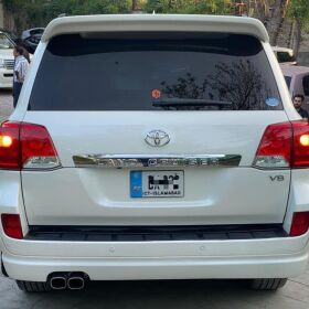 Toyota Land Cruiser AX 2013 for Sale