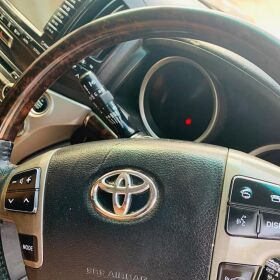 Toyota Land Cruiser ZX 2010 for Sale