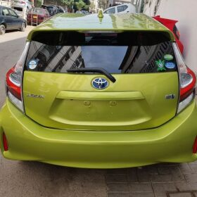 TOYOTA AQUA G LED SAFETY PACKAGE MODEL 2017 II FRESH CLEAR 2021 FOR SALE