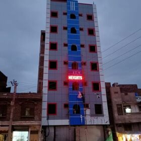 PLAZA FOR SALE IN FAQEER A ABAD PESHAWAR