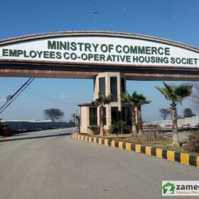 or sale and purchase of plots in Ministry of Commerce Housing Society E-19