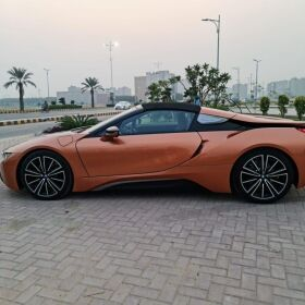 BMW i8 Roadster 2018 for Sale