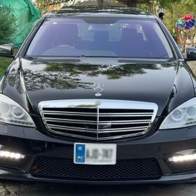 Mercedes Benz S500 AMG 2007 For Sale