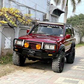 LANDCRUSIER 80 SERIES AMAZON MODEL 1995 FOR SALE