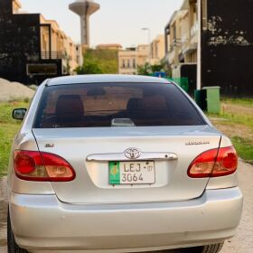 Toyota Corolla GLI 2007 for Sale