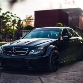 Mercedes C63 AMG 2010 for Sale