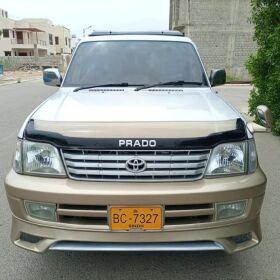 Toyota Prado TZ(G) 3400 2001 for Sale